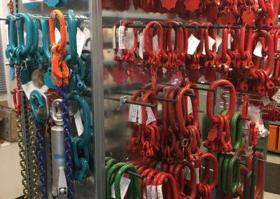 Zubehör für Ketten und Seile
