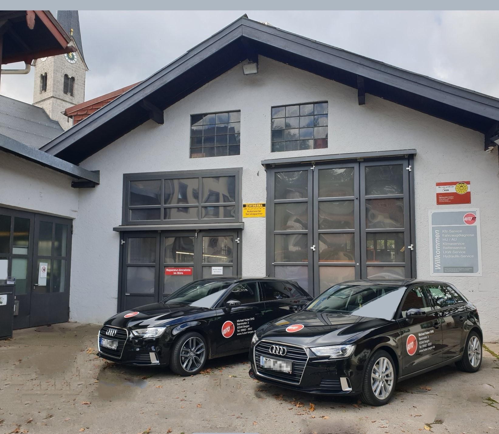 Autofit Werkstatt