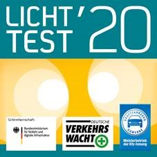 Lichttest: Für mehr Sicherheit
